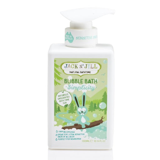 Jack N Jill - Simplicity Bubble Bath-  300ML