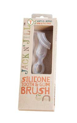 Jack N Jill - Silicone Tooth and Gum Brush