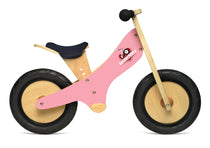 Kinderfeet - Balance Bikes - Pink, , kinder feet, Kinderfeets, toys, Wooden Toys, Ride-ons and Walkers, wooden toys for babies, baby toys, newborn toys, baby wooden toys, wooden toys, sustainable, Eco friendly, environment friendly, Eco, Natural, eco products in Australia