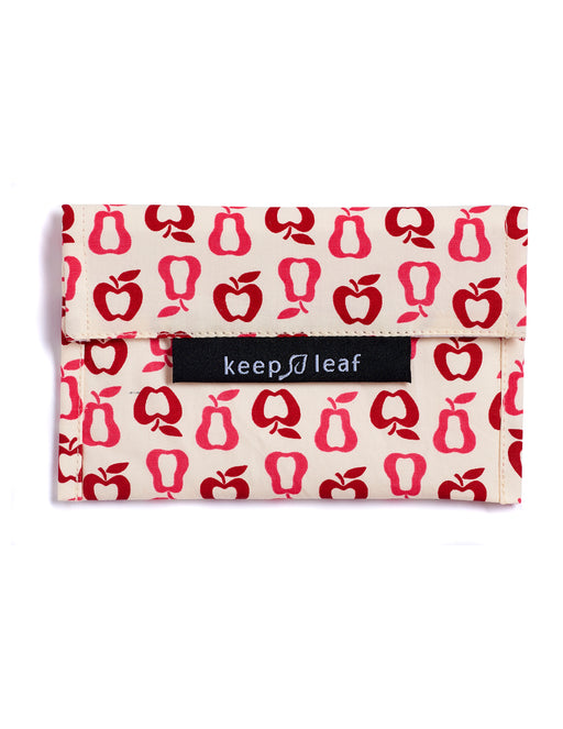 Keep Leaf - Reusable Baggie - Small - New Fruit