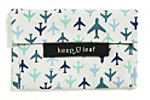 Keep Leaf - Reusable Baggie - Small - Planes