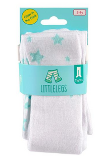 Little Legs - Glow in the Dark Tights - Eco Child