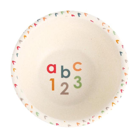 Love Mae - Divided Plate Set - ABC - Eco Child