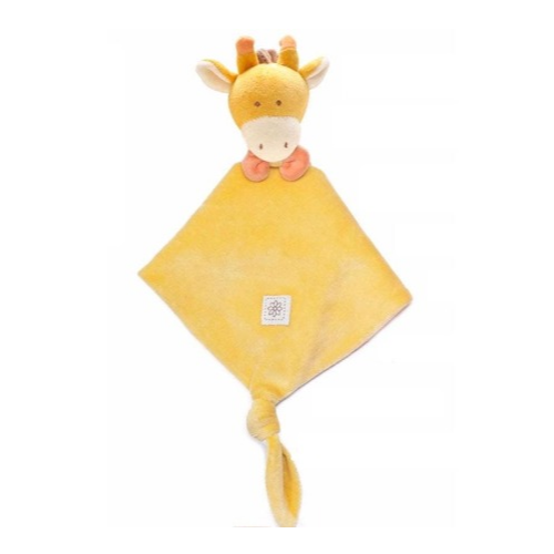 MIYIM - LOVIE 100% Organic BLANKET - Giraffe - Eco Child