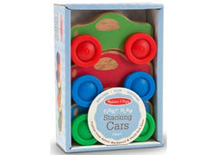 Melissa & Doug - Stacking Cars