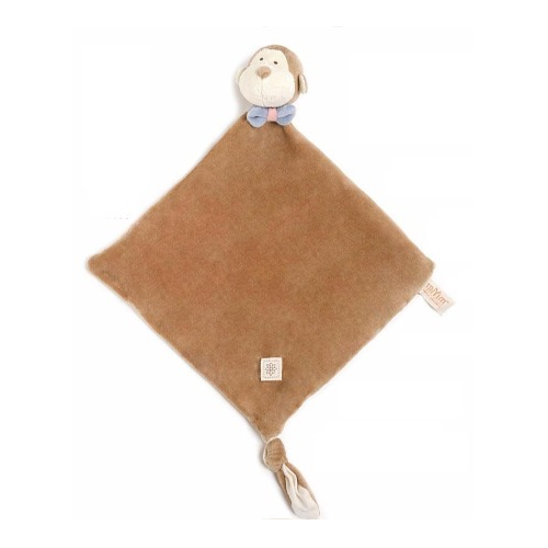 MIYIM - LOVIE 100% Organic BLANKET - Monkey - Eco Child
