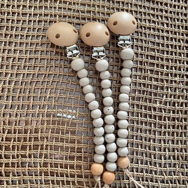 Nature Bubz - Dummy Chain - Speckled Stone - Eco Child