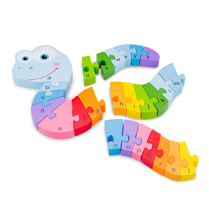 New Classic Toys - Rainbow Serpent Puzzle