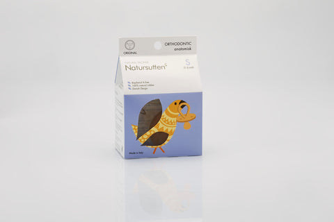 Natursutten - Original Ortho - Eco Child