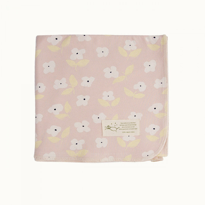Nature Baby - 100% Organic Cotton Wrap - Meadow Print
