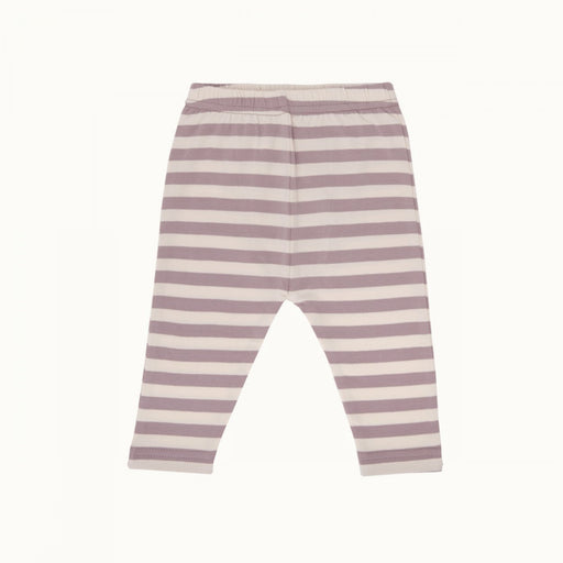 Nature Baby - Leggings - Lilac Sea Stripe