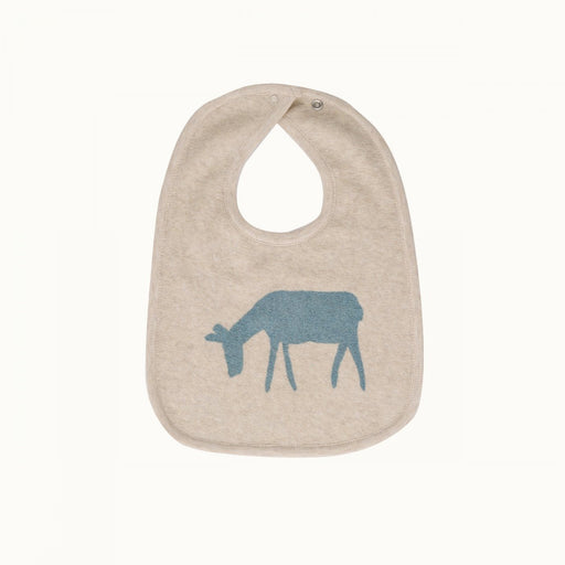 Nature Baby - Reversible Bib - Forest Print