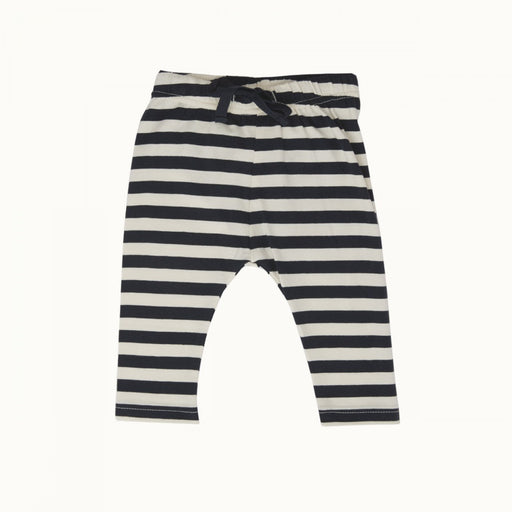 Nature Baby - Sunday Pants - Navy Sea Stripe