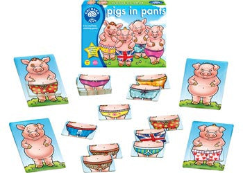 Orchard Toys - Pigs in Pants