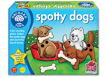 Orchard Toys - Spotty Dogs