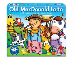 Orchard Toys - Old MacDonald Lotto