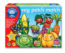 Orchard Toys - Veg Patch Match - Eco Child
