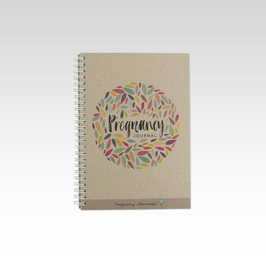 Rhi Creative - Pregnancy Journal - Eco Child