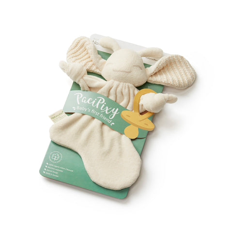 Natursutten -  PACIPIXY® comforter, Lovey - Eco Child