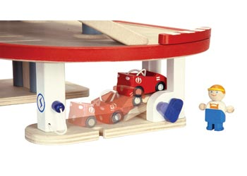 Plan Toys Garage : Plantoys parking garage u2014 eco child