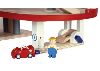PlanToys - Parking Garage