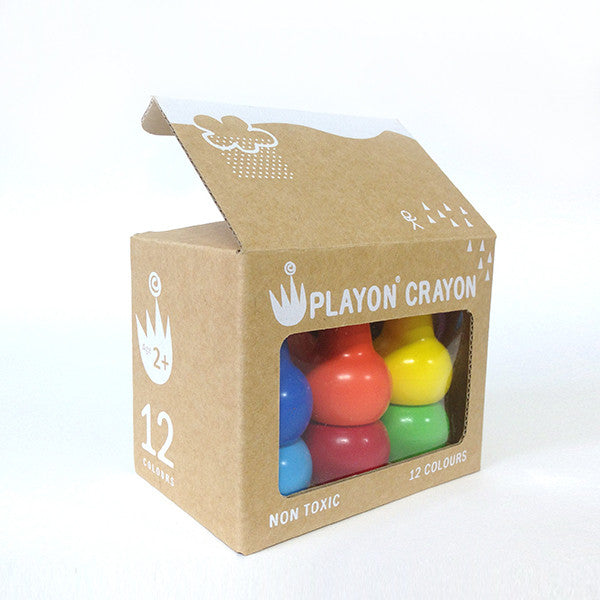 Playon Crayon - Primary Colours