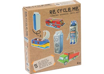 Re-Cycle-Me - Milk Carton Boys