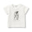 Wilson and Frenchy - Rolled Cuff Tee - Cheeky Monkey
