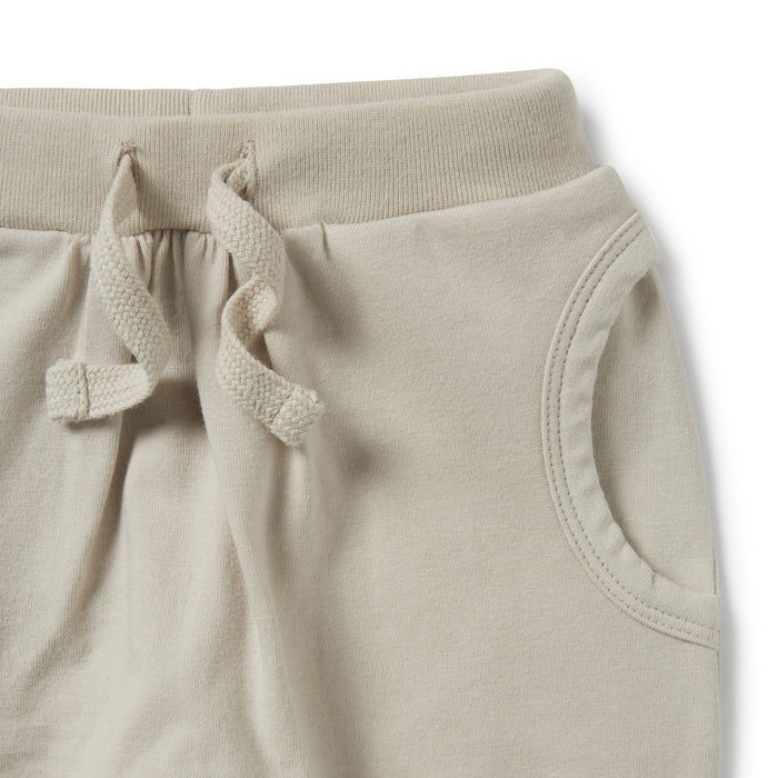 Wilson and Frenchy - Pocket Slouch Pant - Powder Stone