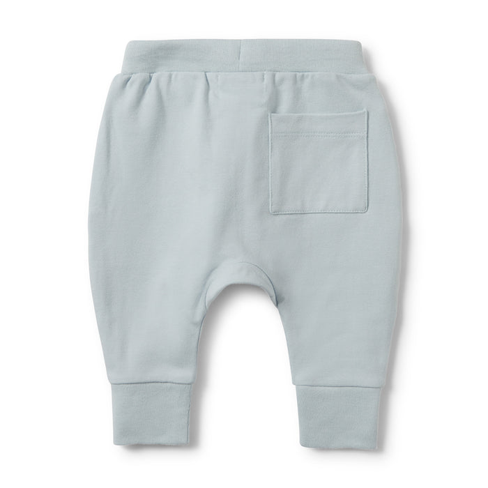 Wilson and Frenchy - Pocket Slouch Pant - Powder Blue