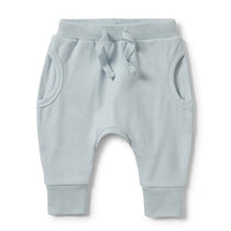 Wilson and Frenchy - Pocket Slouch Pant - Powder Blue - Eco Child