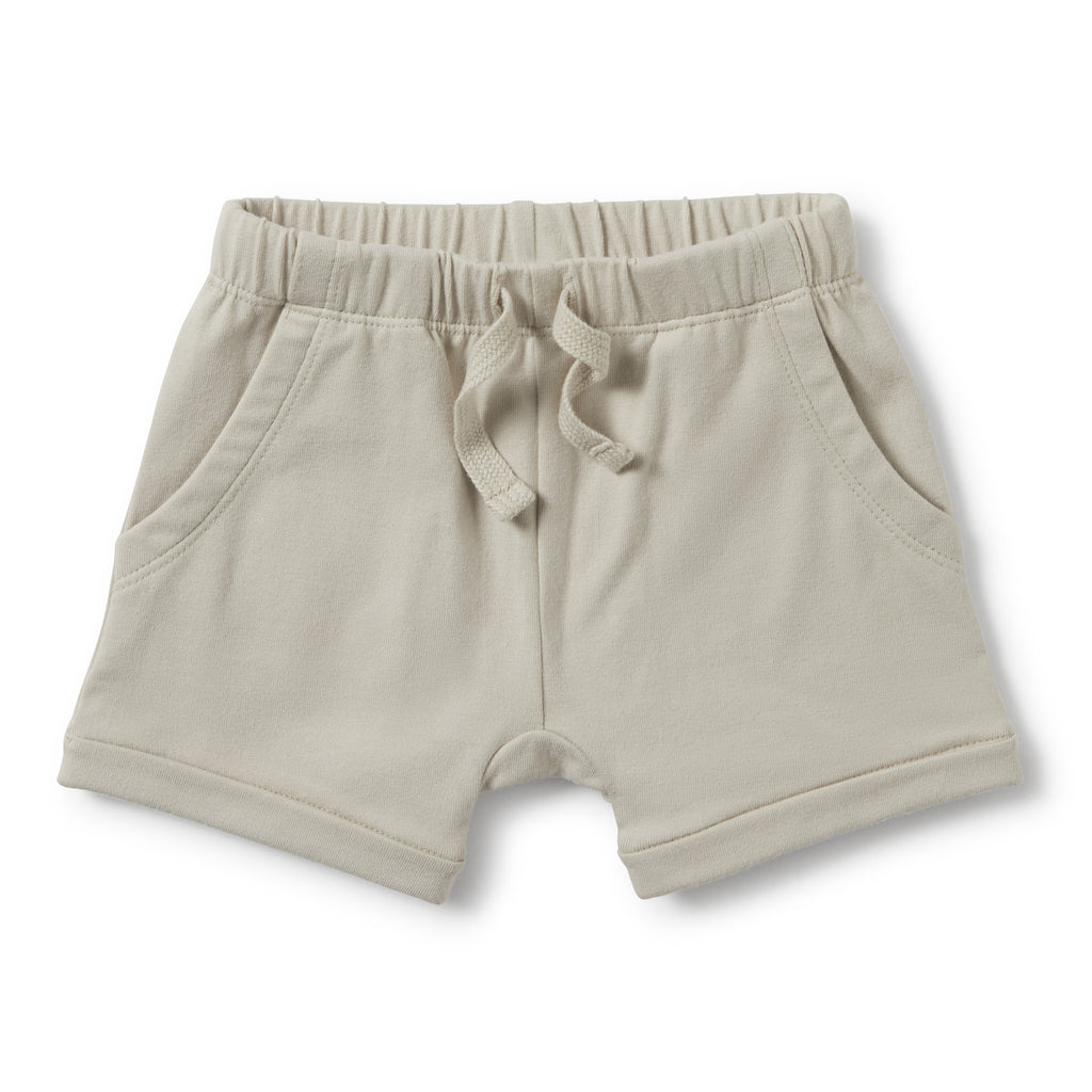 Wilson and Frenchy - Slouch Pocket Shorts - Powder Stone