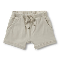 Wilson and Frenchy - Slouch Pocket Shorts - Powder Stone - Eco Child