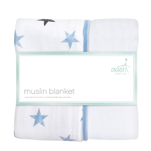 ADEN by Aden and Anais - Dream Blanket - Dapper/Stars