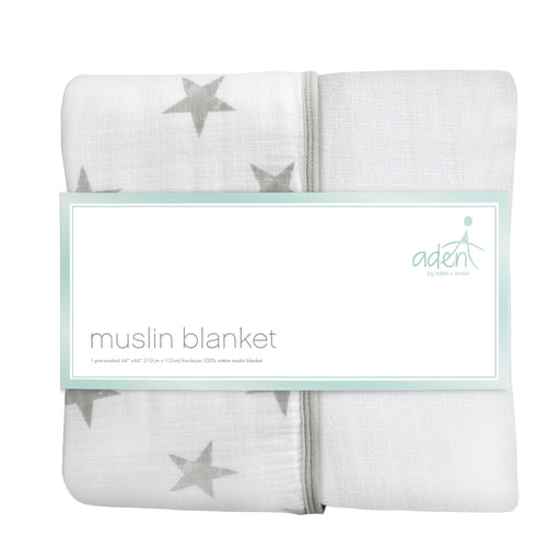 ADEN by Aden and Anais - Dream Blanket - Dusty/Stars