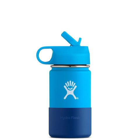 Hydro Flask - Wide Mouth Double Insulated Kids Bottle Pacific 354ml - Eco Child