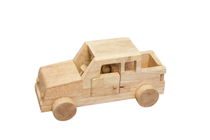 Qtoys - Safari Jeep, , Best Sellers, cf-type-vehicles, cf-type-wooden-toys, playtime, QTOYS, toys, Vehicles, Wholesale-HIDE, Wooden Toys, Toys, wooden toys for babies, baby toys, newborn toys, baby wooden toys, wooden toys, sustainable, Eco friendly, environment friendly, Eco, Natural, eco products in Australia