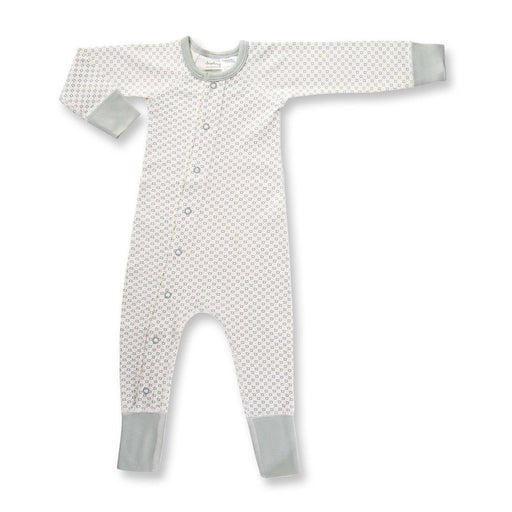 Sapling Child - Romper - Dove Grey