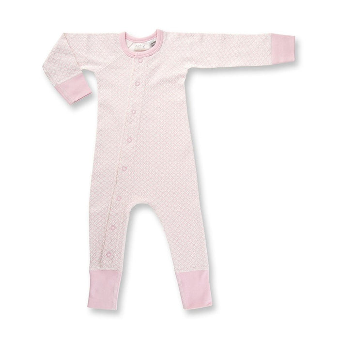 Sapling Child - Romper - Dusty Pink