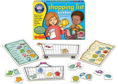 Orchard Toys - Shopping List Game Booster - Clothes
