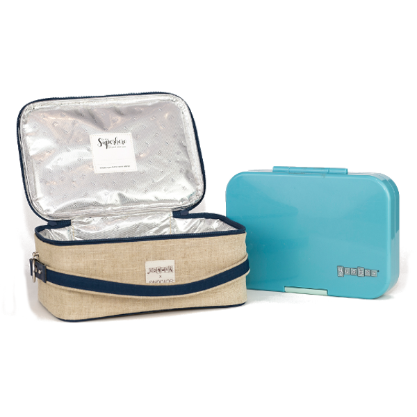 So Young/Yumbox Lunch Box - Blue Surf's Up