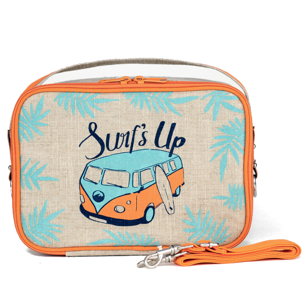 So Young/Yumbox Lunch Box - Orange Surf's Up