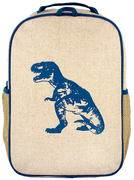 So Young - Grade School BackPack - Blue Dino