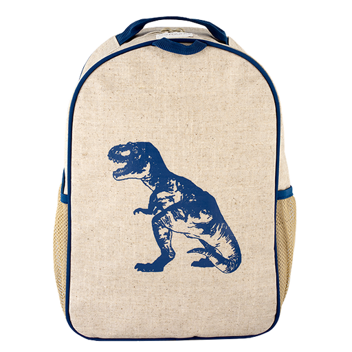 So Young - Toddler BackPack - Blue Dino