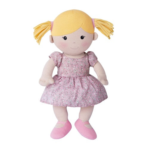 Apple Park - 100% Organic Best Friend Doll - Ella