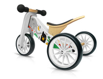 Kinderfeets -Tiny Tot 2 in 1 Tricycle/Balance Bike - Makii, , Best Sellers, kinder feet, Kinderfeets, toys, Toys, wooden toys for babies, baby toys, newborn toys, baby wooden toys, wooden toys, sustainable, Eco friendly, environment friendly, Eco, Natural, eco products in Australia