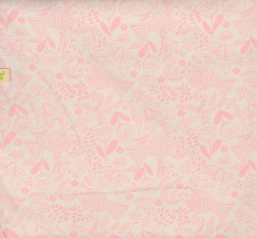 Tiny Twig -  Bassinet Sheet Set – Pink Melon (P)