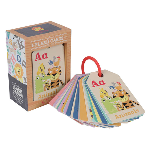 Tiger Tribe - Flash Cards - Animal ABC