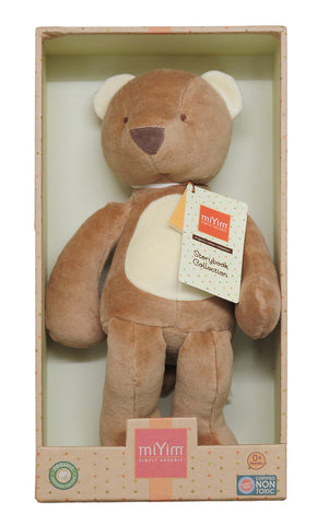 MIYIM -  100% Organic Storybook - Bear - Eco Child