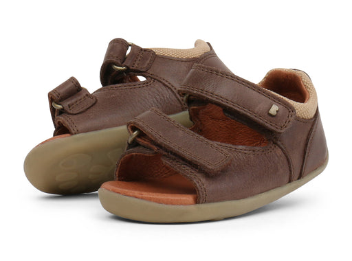 Bobux - Step Up - Driftwood Sandal - Brown